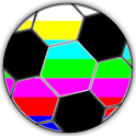 Football Color Battery Widget icon