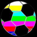 Football Color Battery Widget icon
