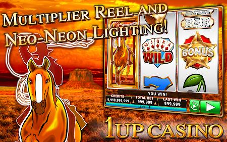Slot Machines - 1Up Casino 1.6.3 screenshot 327963
