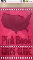 Screenshot of Pinkbook