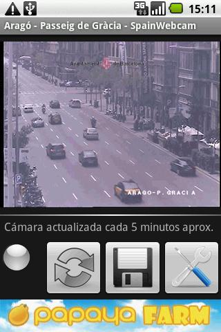 España Webcam - screenshot
