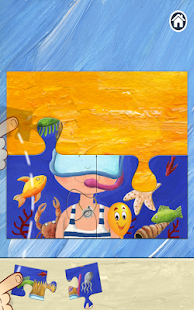 Paintings - A Puzzle Game- screenshot thumbnail