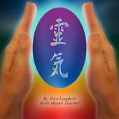 Energy Healing Cards