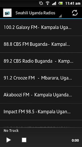 Swahili Uganda Radios