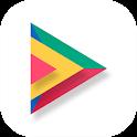 FlipBeats - música libre línea icon