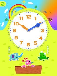 ぷらくろっく ~ 楽しく時計を覚えよう! - screenshot thumbnail