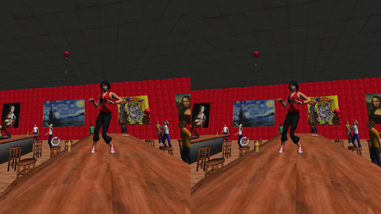 VR Table Dance Party- screenshot thumbnail