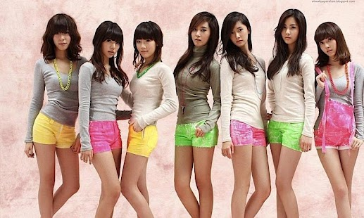 Girls' Generation Wallpaper - screenshot thumbnail