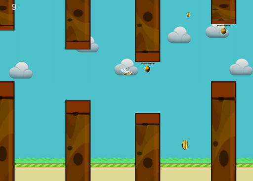 Flappy Bee HD