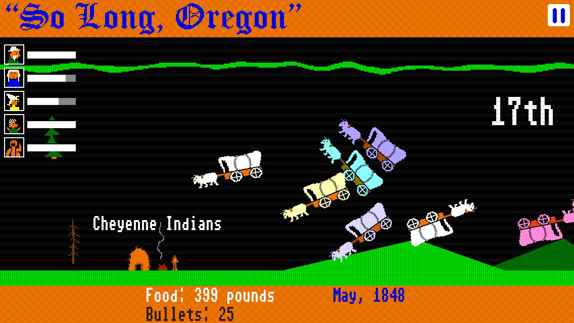 So Long, Oregon! screenshot #5