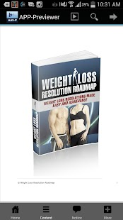 Weight Loss Hypnosis - screenshot thumbnail