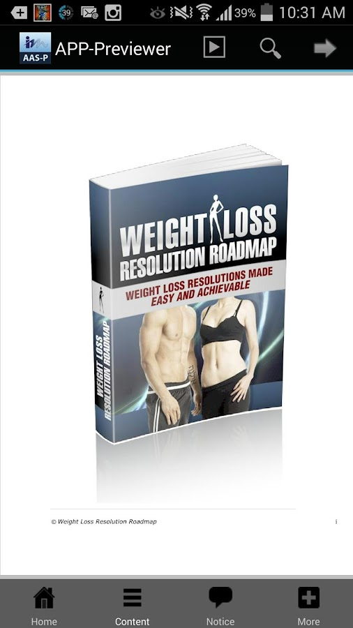 Weight Loss Hypnosis - screenshot