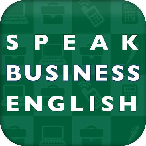 Speak Business English LOGO-APP點子