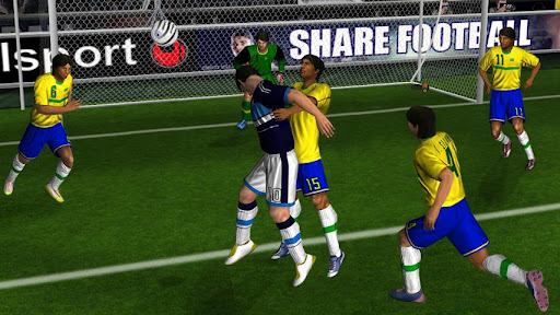descargar apk Real Soccer 2012 Android