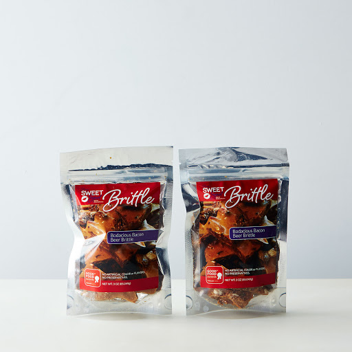 Bodacious Bacon Beer Brittle (2 Bags)