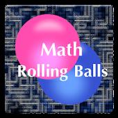 Math Rolling Balls