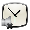 Timed Ringer Silencer Lite icon