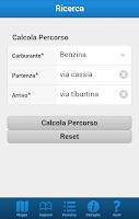 Screenshot of OsservaPrezzi