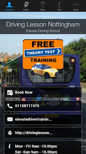 Driving Lesson Nottingham