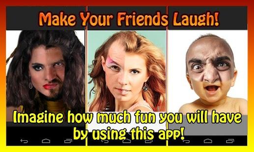 2 Face Maker: Fun Photo Editor - screenshot thumbnail