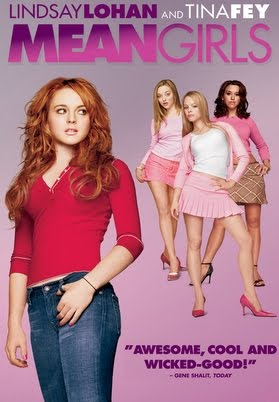 Image result for mean girls cover