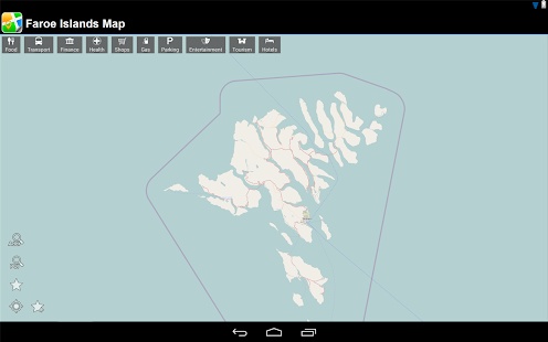 Faroe Islands Offline Map - screenshot thumbnail