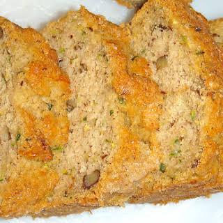 Gluten-free Zucchini Bread.