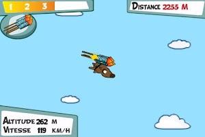 Screenshot of Space Dog