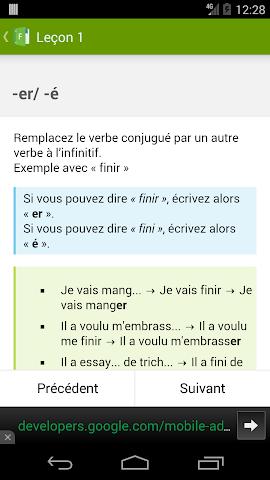 Screenshots for Améliorez votre français