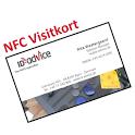NFC Visitkort- skriver Vcard icon
