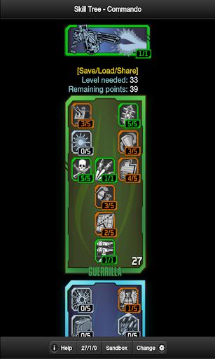 Skill Tree - Borderlands 2