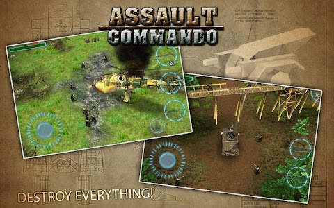 Assault Commando v1.01