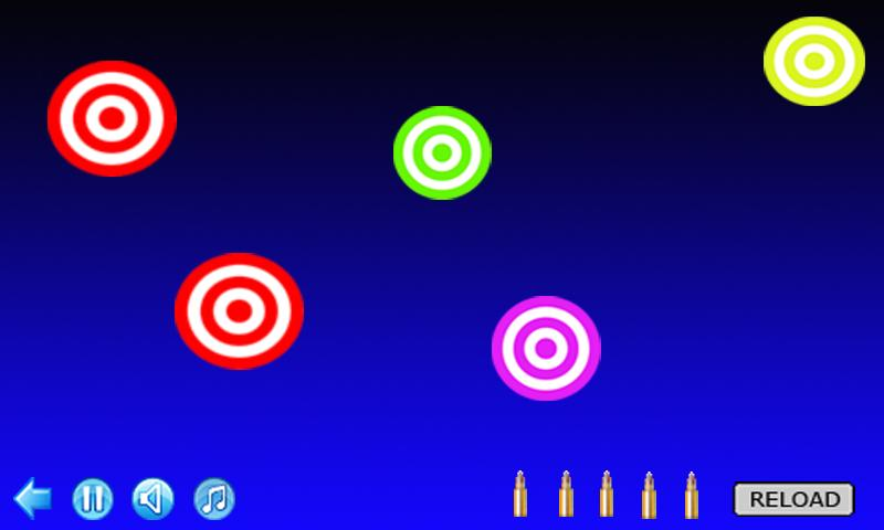 Target Shooter Pro - screenshot