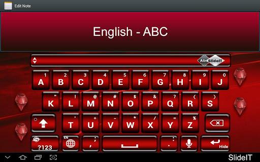 SlideIT English - ABC pack
