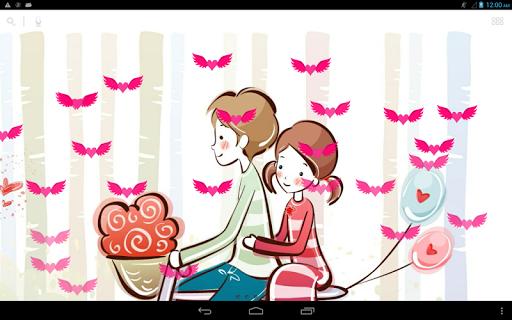 Valentine Love Pro LWP