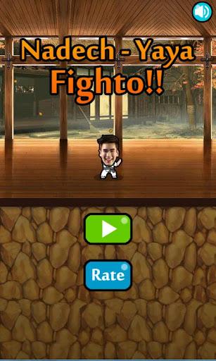 Nadech - Yaya Fighto
