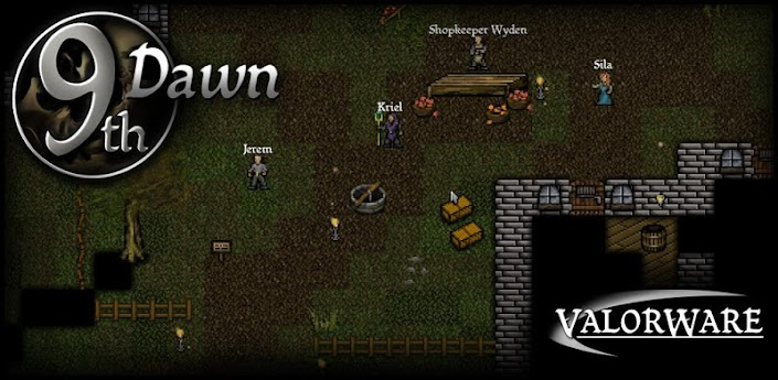 9th Dawn RPG + 1.45 apk