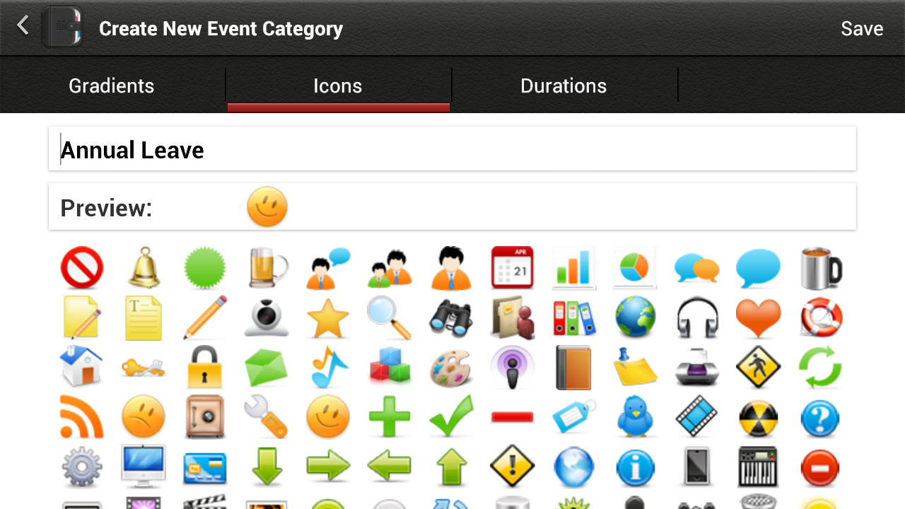 iPlanner- screenshot