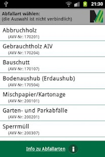 Meinhardt Container App – Miniaturansicht des Screenshots
