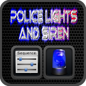 Police Lights And Siren Free