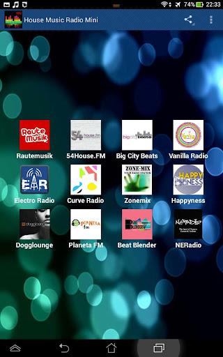 House Music Radio Mini