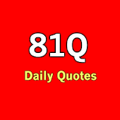 81Quotes - Your Daily Quotes