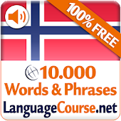 Learn Norwegian Words Free