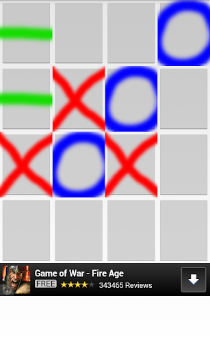 Tic Tac Toe for 3 players