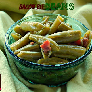 Green Beans With Bacon Bits Recipes.