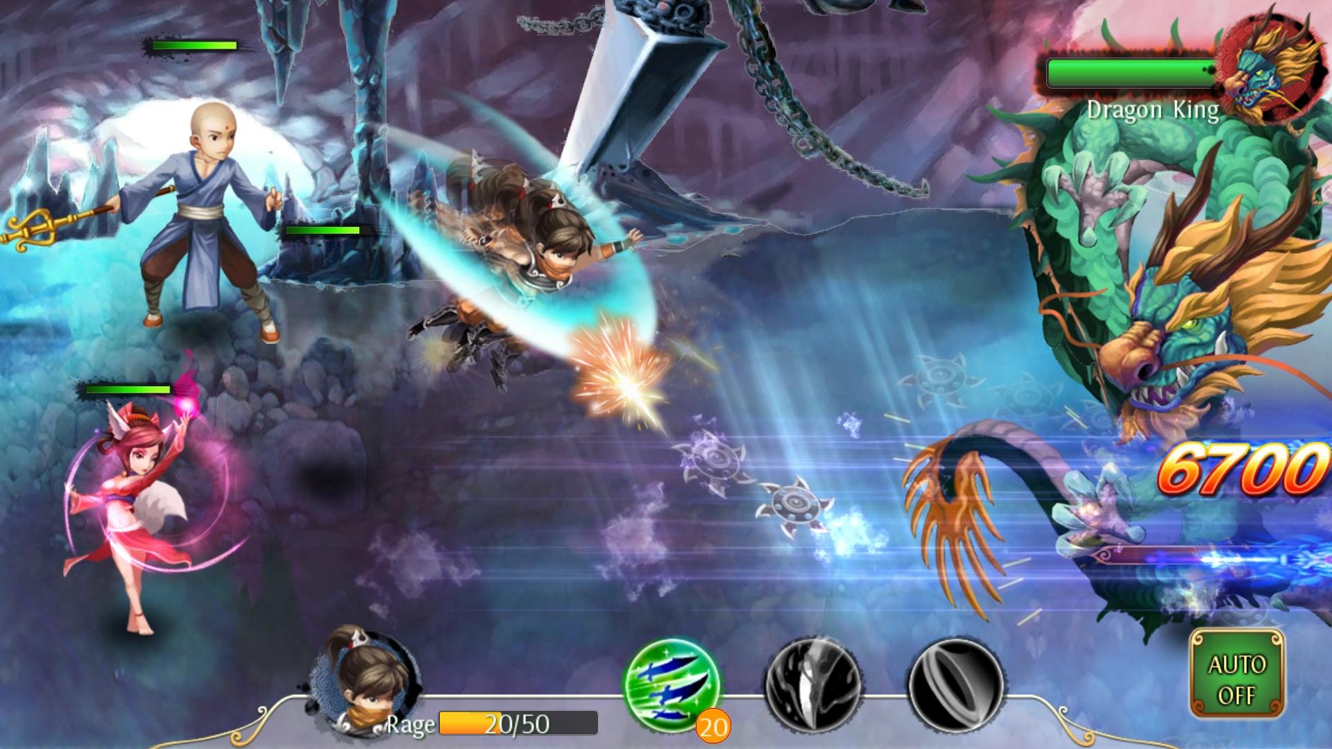 Immortal Odyssey screenshot #18