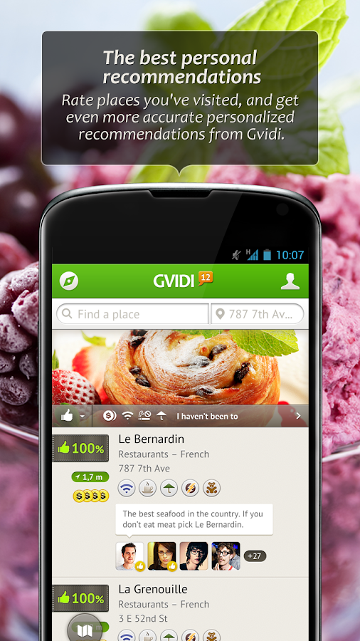 Gvidi - your personal guide - screenshot