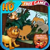 Animal Puzzle - Free Kids Game