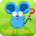 Hoc Tot Toan Lop 2 - Tap 2 icon