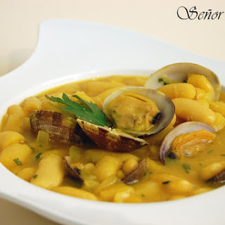 Bean and Clam Stew.